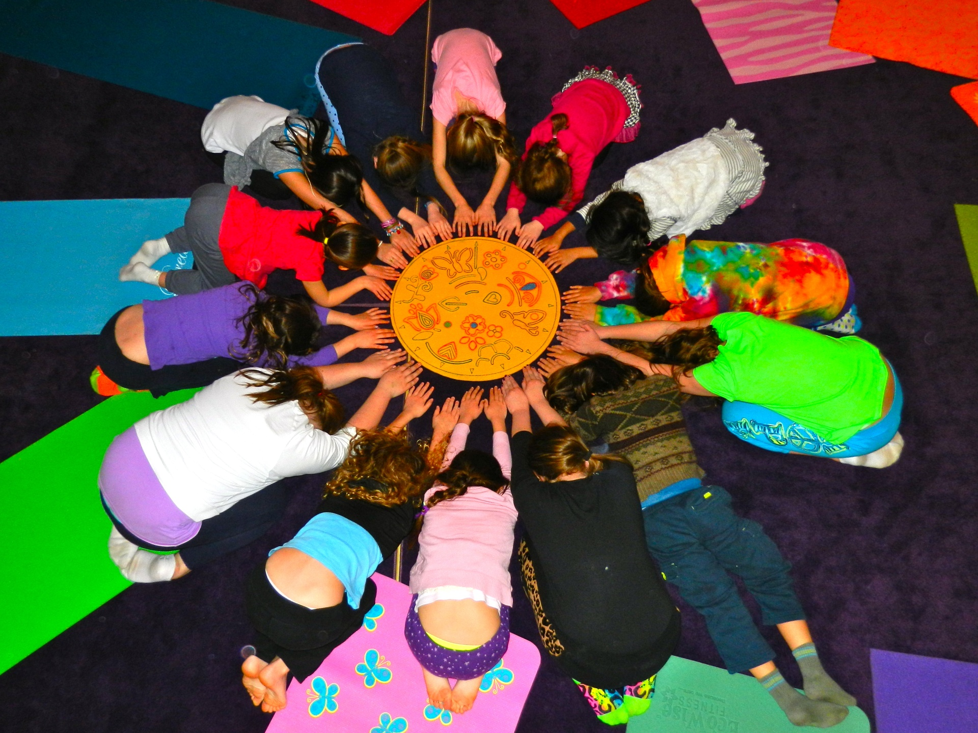 Child's Mandala